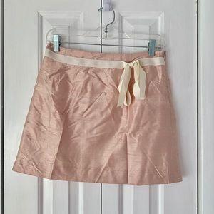 Dresses & Skirts - Silk Shantung Skirt Size 2